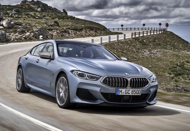 BMW Серия 8 е най-качествената луксозна кола