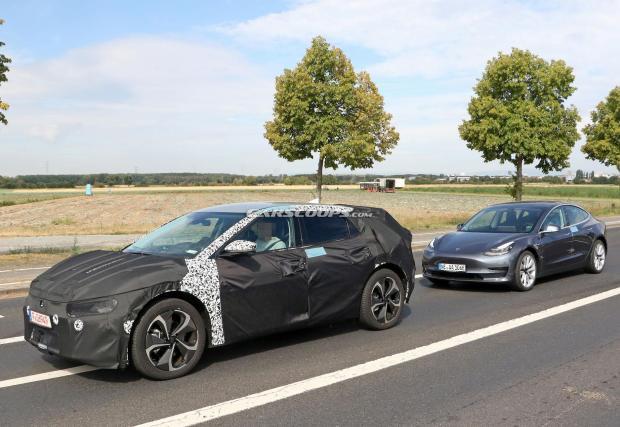 Електромобилът на Kia се очаква през 2021