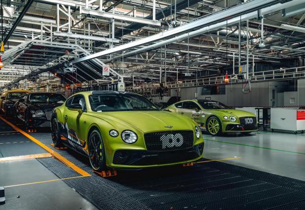 Колата влезе в производство - само 15 броя ще бъдат направени