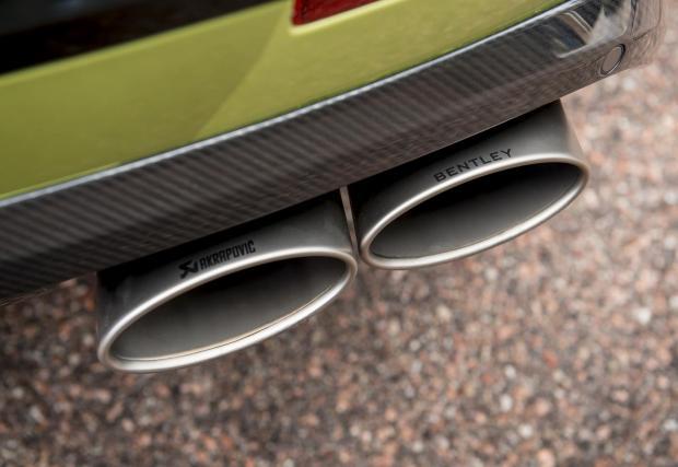 Bentley предлага и акустични аксесоари