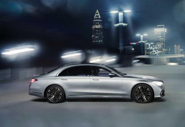 Mercedes твърди, че 80% от хората, които някога са притежавали S-class, никога повече не си купуват кола от друга марка