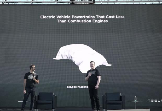 1. Името: Новият модел вероятно ще се казва Tesla Model 2