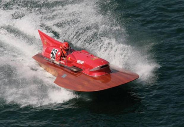 12 снимки на странното превозно средство рекордьор