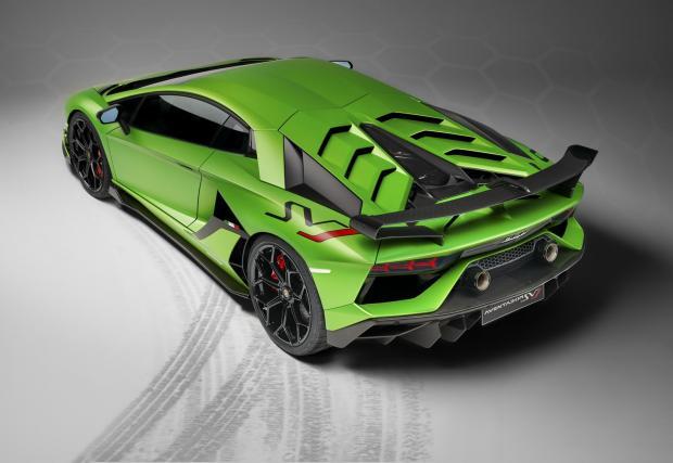 Вероятно Lamborghini няма да пусне нова версия на Aventador