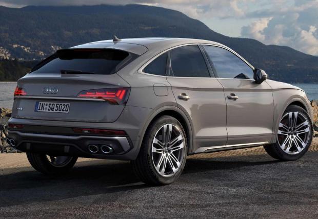 Галерия с 10 снимки на дизеловото Audi