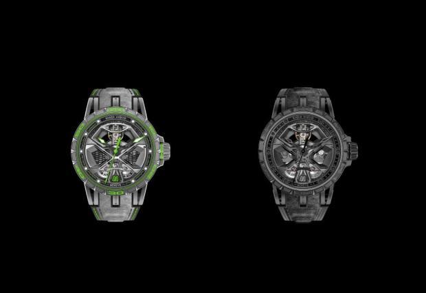 В сайта на производителя може да разгледате всички часовници, посветени на Lamborghini. Линкът е в текста.