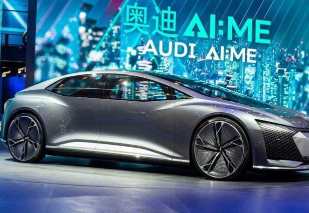 Колата вероятно ще прилича на прототипа Aicon