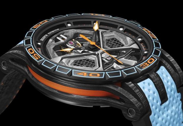 Roger Dubois ще произведе 88 броя от часовника
