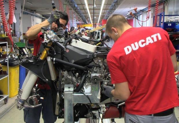 Ducati също остава част от портфолиото на VW Group