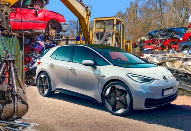 Бихте ли заменили 15-годишната си кола за нов електромобил, ако получите отстъпка от 10 хил. лв.?