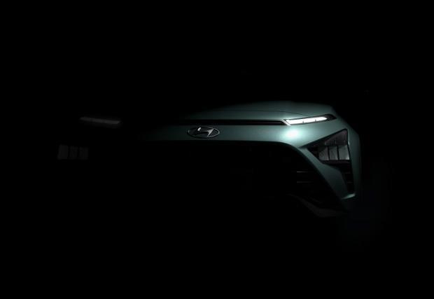 Hyundai Bayon e по-малък от Kona и ще излезе на пазара преди средата на годината