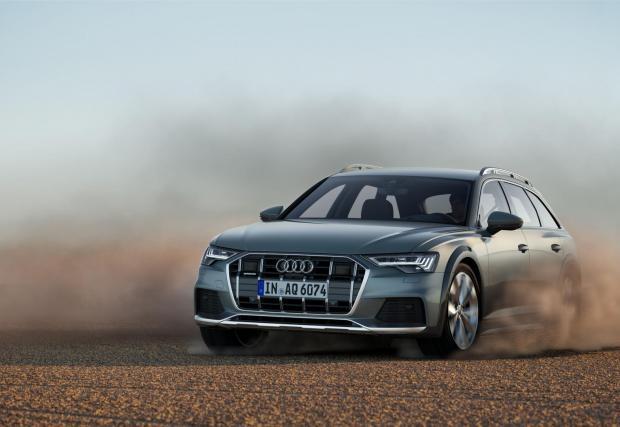 Audi вече продава Allroad повече от 20 години