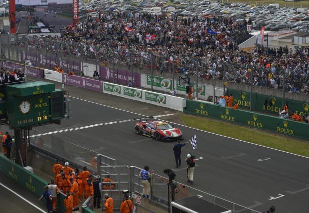 Ferrari редовно участва със заводски и клиентски екипи в Льо Ман и състезанията за издръжливост