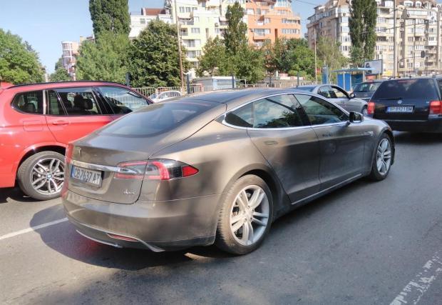 Процентът на електрическите или на колите с Евро 6 е много нисък