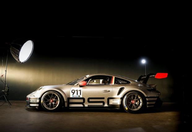 Новото GT3 Cup