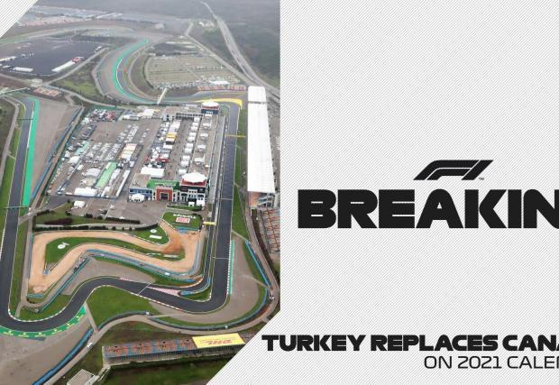 Формула 1 се връща в Турция на 13 юни