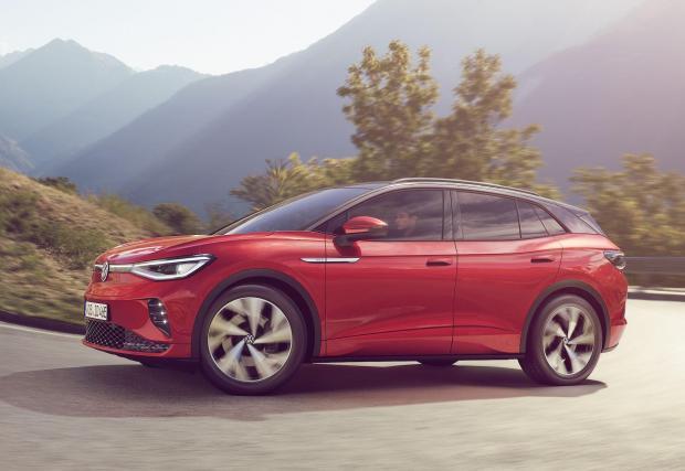 С мощността си от 299 к.с., това е най-мощният електрически VW в момента