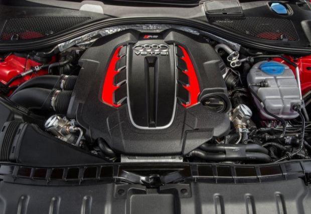 Под формата на хибриди и плъгин хибриди бензиновите мотори в гамата на Audi ще оцелеят поне до 2033