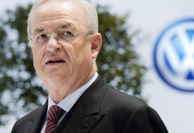 Мартин Винтеркорн подаде оставка веднага след като скандалът избухна през 2015