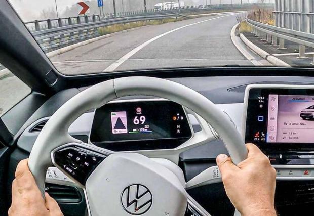 При автономните коли може да се плаща на час за ползване