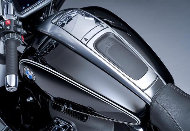 BMW R 18 Transcontinental.