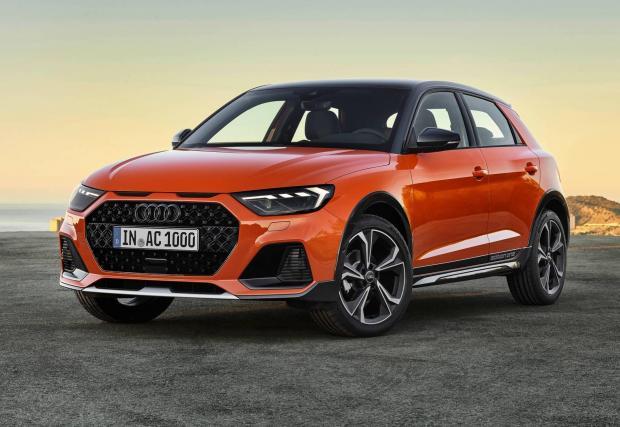 Дори модерни версии като A1 Citycarver явно не са в състояние да засилят интереса към малкото Audi