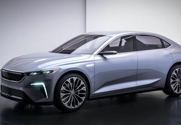 Седанът трябва да влезе в производство през 2024