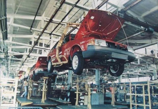 В Балкан са произвеждани модели на Москвич и Fiat