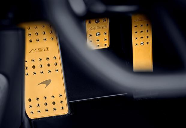 McLaren планира да произведе само 106 екземпляра от Speedtail - още едно намигване към McLaren F1`