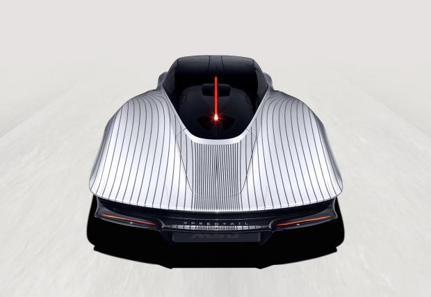 Официално Speedtail развива 403 км/ч