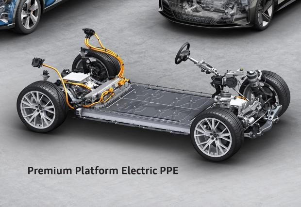 Моделът ще използва олекотена версия на 800-волтовата платформа PPE, която Porsche разработва заедно с Audi, и на която ще стъпват електрическият Macan, A6 e-tron и Q6 e-tron. Тя ще позволява бързо зареждане от станции с мощност до 270 кВт.