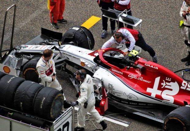 5. Райконен се състезава за пет отбора – Sauber, McLaren, Lotus, Ferrari и Alfa Romeo