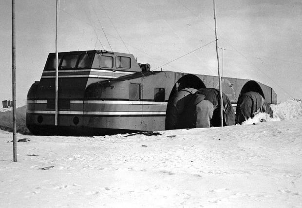 Гигантът е заровен в снега от 1958 г., когато го виждат за последен път
