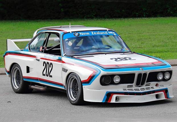 Галерия от 11 снимки на BMW 3.0 CSL