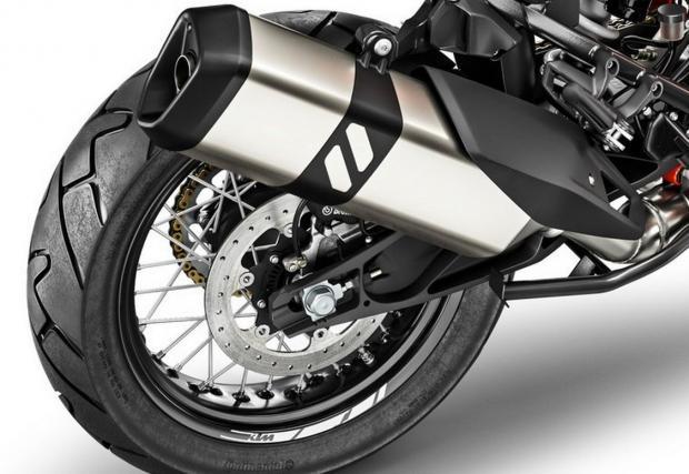 KTM 1290 Super Adventure R е най-бързият танк на две гуми на планетата