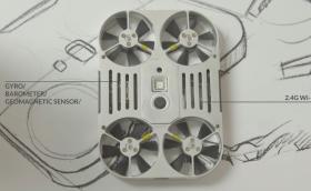 AirSelfie: това мини дронче издига селфитата на съвсем ново ниво. Буквално. Видео и галерия