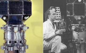 Изненадващо щатски сателит, изоставен през 1967, отново предава сигнали от космоса. Хмм... Кратка галерия и видео