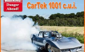 Това е Corvette с 16,5-литров V8. Мощен е 1600 коня, работи шумно и подозираме, че не е икономичен. Видео
