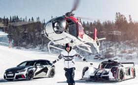 Вижте колите на Йон Олсон. Екстремният скиор, влогър и автомобилен ентусиаст определено е луда глава. Видео