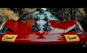 Когато ползваш Ferrari за да снимаш… Toyota с двигател от Ferrari. И удариш Toyota-та