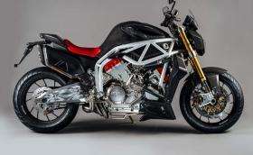 Чехи увиха мотоциклет около 2,5-литров V6 и го нарекоха FGR Midalu 2500 V6. Тежи 262 кг и развива 240 коня. Галерия и видео