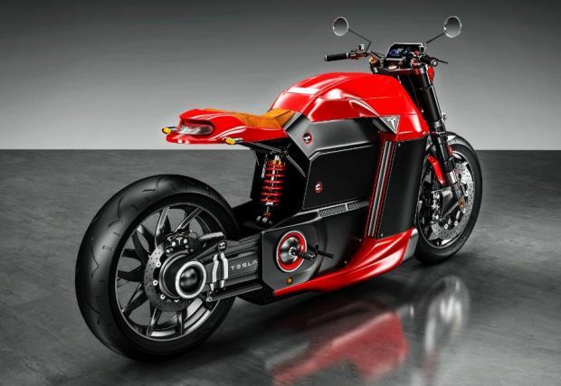 """""""Мисля, че електрическите мотоциклети имат огормен потенциал и най-добрият вариант за развитието им е Tesla Motors"""", казва той"""
