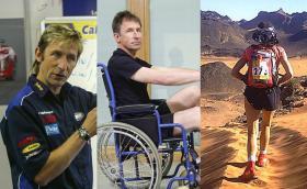 Историята на Анди Ибот: от California Superbike School, през сърдечен  удар, до маратона в Сахара