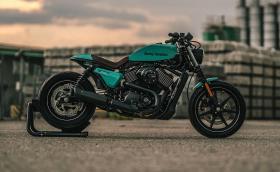 Един от най-готините  Harley-Davidson Street 750? Много вероятно