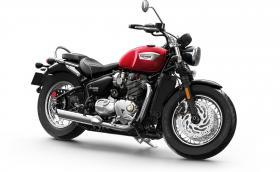 Новият Triumph Bonneville Speedmaster е прекрасен