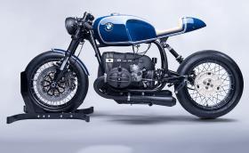 Запознайте се с прекрасното BMW Mark II, първият сериен къстъм мотор на Diamond Atelier. Сериен къстъм?