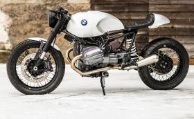 """BMW R 1150 GS във вид на силно """"шведско кафе"""". Галерия и инфо"""