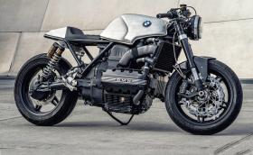Това BMW K100 е сглобено от поне 7 ралични мотора. Галерия и инфо