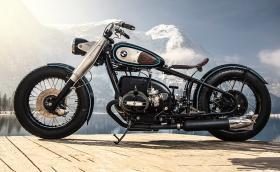 BMW R 50/3 от Titan Motorcycle Company е мотоциклетно произведение на изкуството