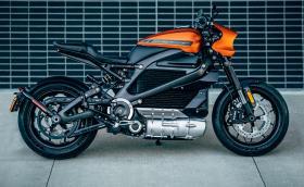 Ето го Harley-Davidson Livewire, първият електрически мотоциклет на марката